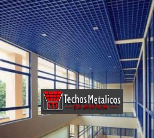 Fabricantes de techos de aluminio Mairena Del Aljarafe