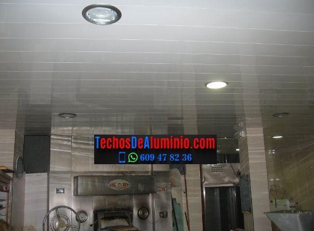 Fabricantes de techos de aluminio Motril