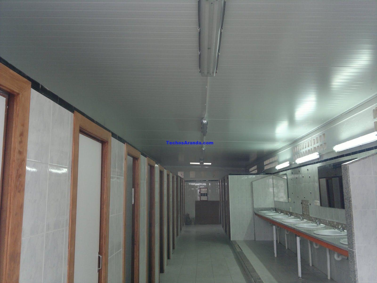 Fabricantes de techos de aluminio Paterna