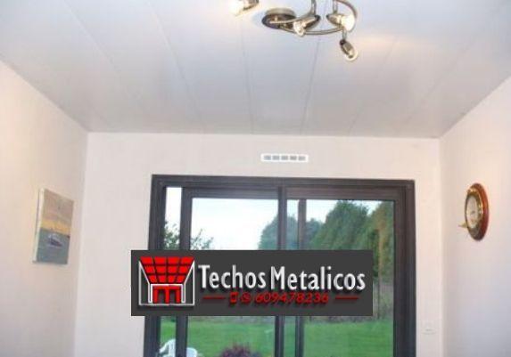 Fabricantes de techos de aluminio Plasencia