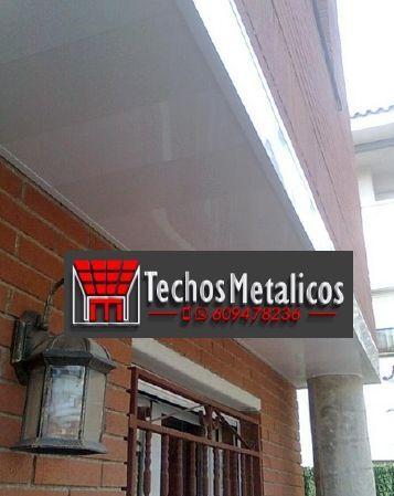 Fabricantes de techos de aluminio Rincón De La Victoria