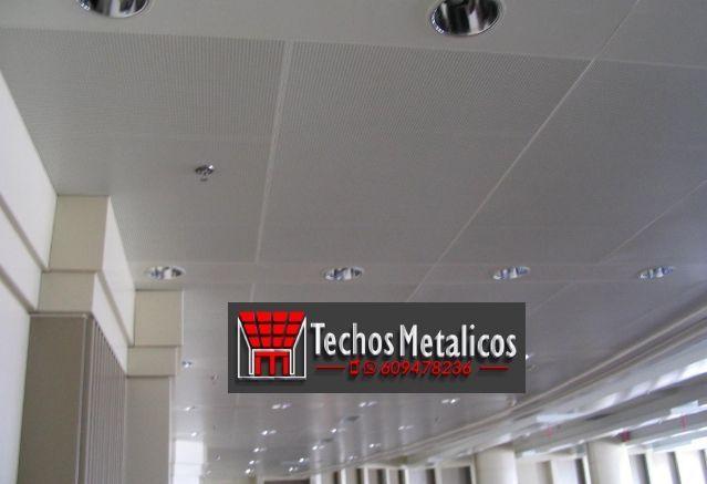 Fabricantes de techos de aluminio San Bartolomé De Tirajana