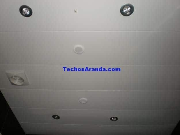 Fabricantes de techos de aluminio Sanlúcar De Barrameda