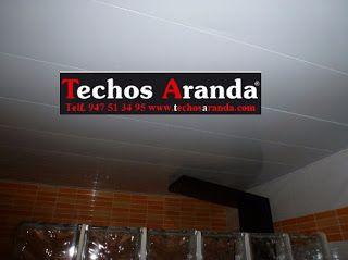 Fabricantes de techos de aluminio Sant Vicent Del Raspeig