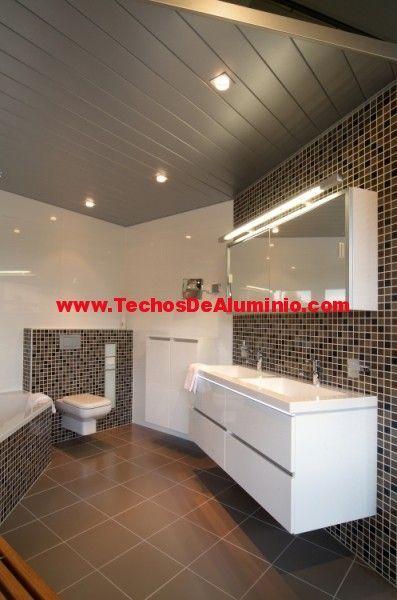 Fabricantes de techos de aluminio Santa Lucía De Tirajana