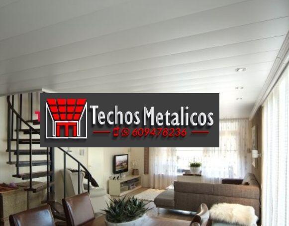 Fabricantes de techos de aluminio Soria