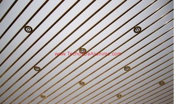 Fabricantes de techos de aluminio Torremolinos
