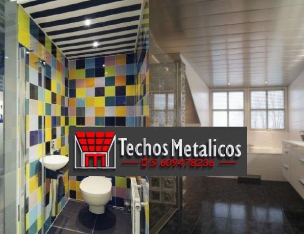Fabricantes de techos de aluminio Tres Cantos