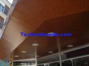 Fabricantes de techos de aluminio Vélez Málaga