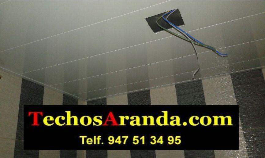 Fabricantes de techos de aluminio Vila-Real