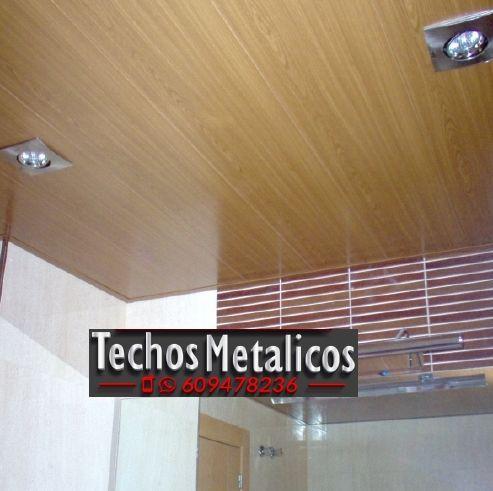 Fabricantes de techos de aluminio Vilafranca Del Penedés