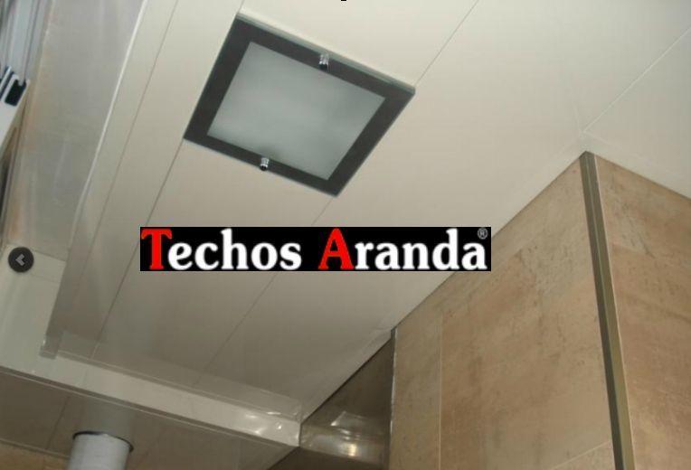 Fabricantes de techos de aluminio Villarreal