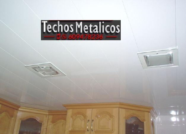 Fabricantes de techos de aluminio en Aguimes