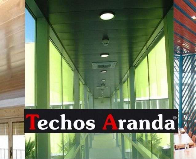 Fabricantes de techos de aluminio en Alacant