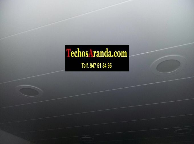 Fabricantes de techos de aluminio en Alcobendas