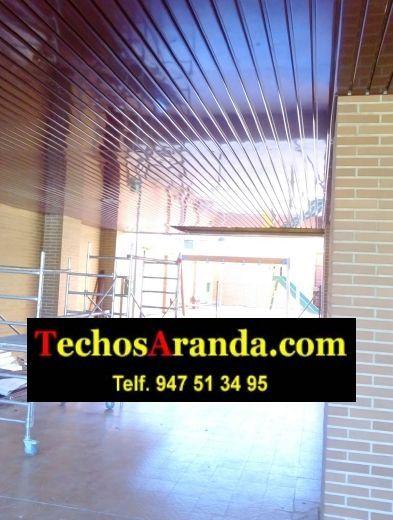Fabricantes de techos de aluminio en Almassora