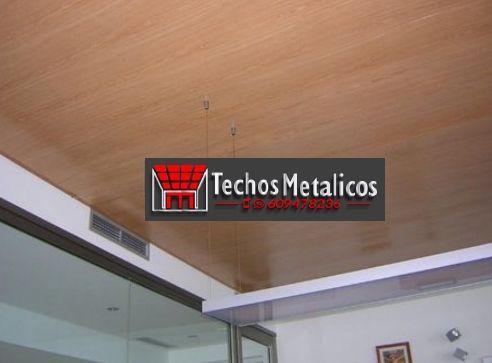 Fabricantes de techos de aluminio en Almería