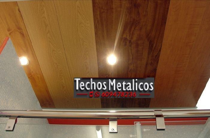 Fabricantes de techos de aluminio en Aranda De Duero