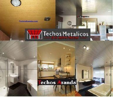 Fabricantes de techos de aluminio en Arcos De La Frontera