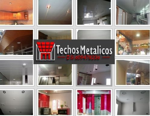 Fabricantes de techos de aluminio en Badajoz
