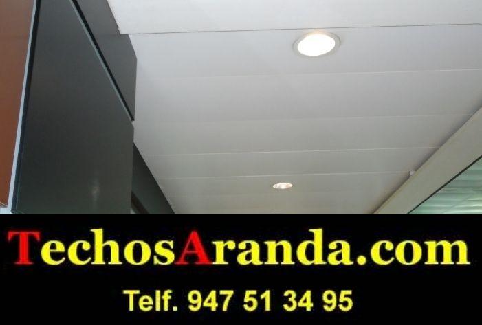 Fabricantes de techos de aluminio en Barbadás