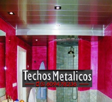 Fabricantes de techos de aluminio en Bilbao