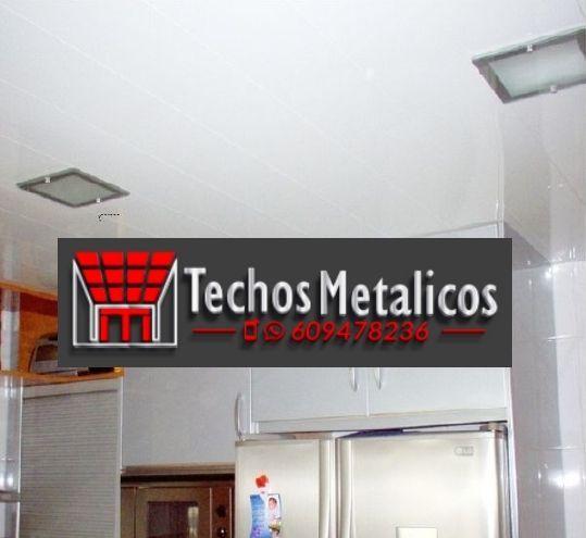 Fabricantes de techos de aluminio en Cádiz