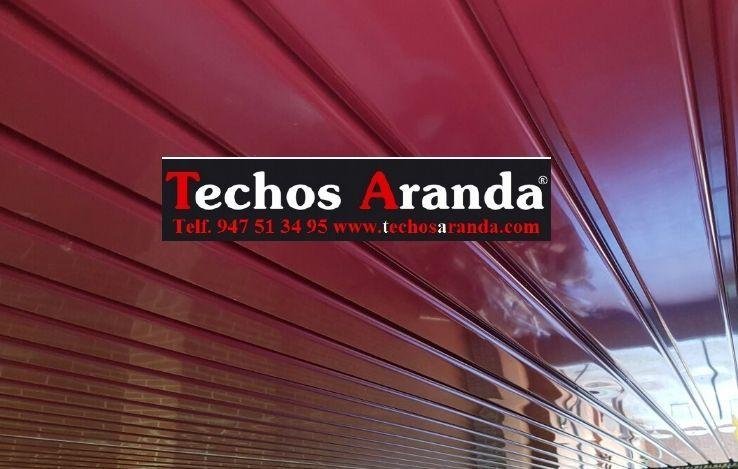 Fabricantes de techos de aluminio en Caldas De Reis