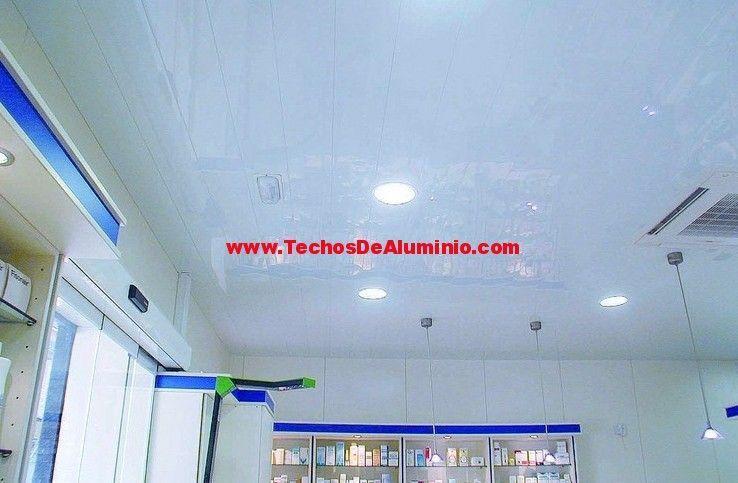 Fabricantes de techos de aluminio en Cambados