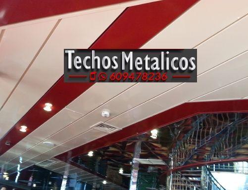 Fabricantes de techos de aluminio en Carmona