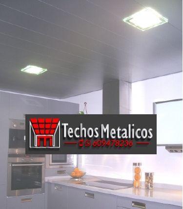 Fabricantes de techos de aluminio en Cartagena