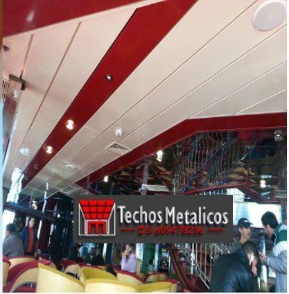Fabricantes de techos de aluminio en Castell-Platja D'Haro