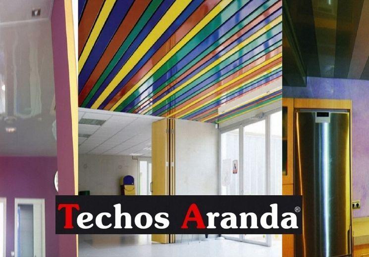 Fabricantes de techos de aluminio en Castellón