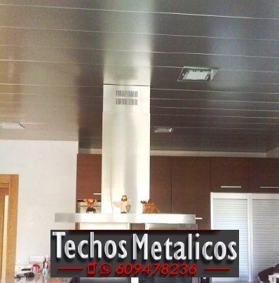 Fabricantes de techos de aluminio en Caudete