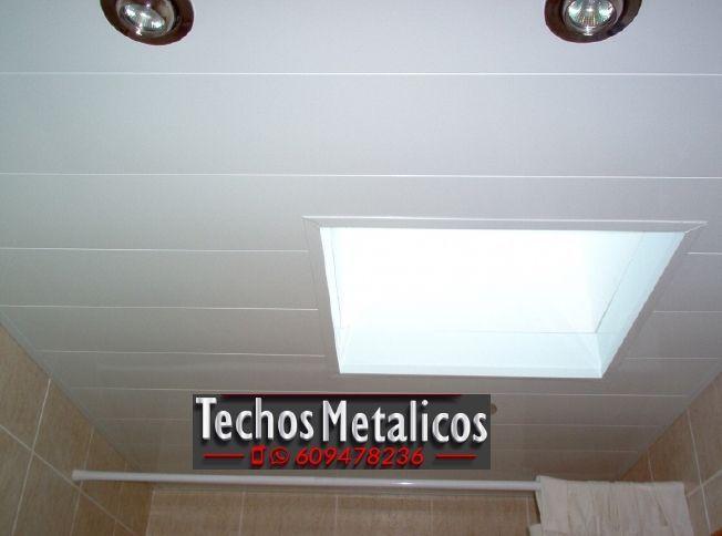 Fabricantes de techos de aluminio en Cieza