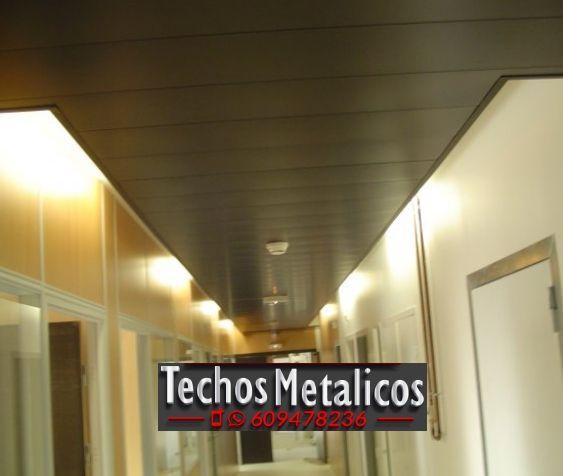 Fabricantes de techos de aluminio en Dos Hermanas