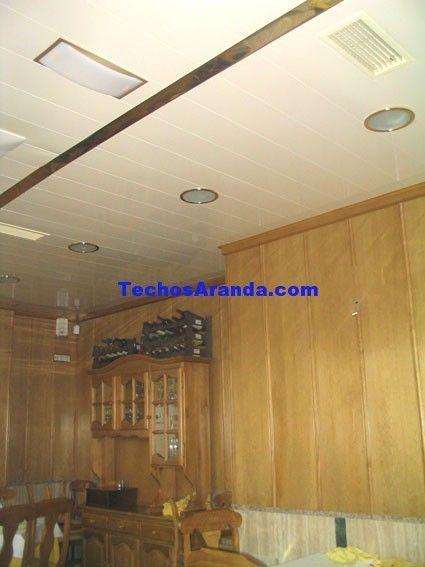 Fabricantes de techos de aluminio en El Campello