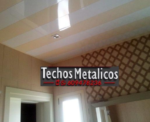 Fabricantes de techos de aluminio en El Puerto De Santa María