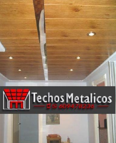 Fabricantes de techos de aluminio en Elx