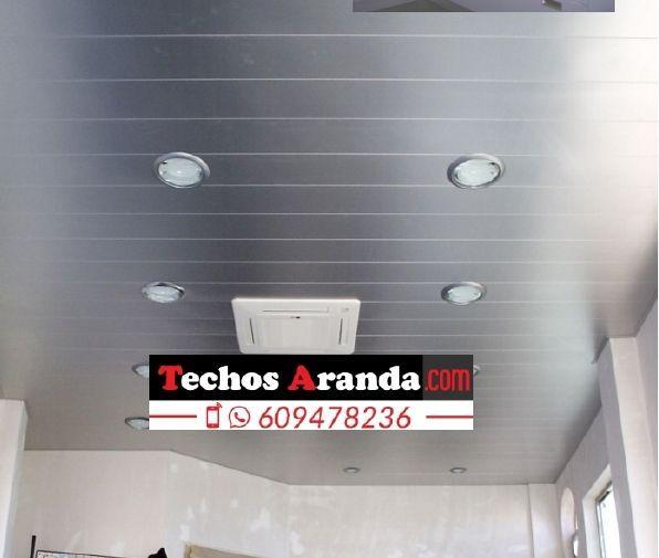 Fabricantes de techos de aluminio en Fortuna