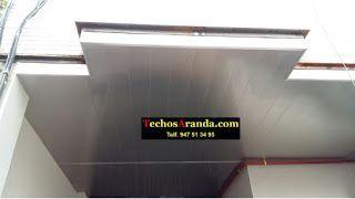 Fabricantes de techos de aluminio en Gijón