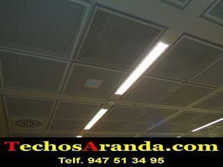 Fabricantes de techos de aluminio en Gozón