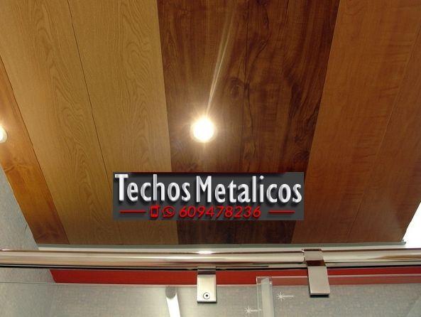 Fabricantes de techos de aluminio en Guadalajara