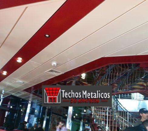 Fabricantes de techos de aluminio en Hellín