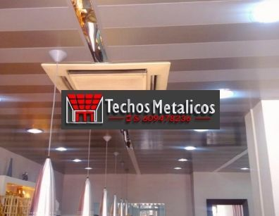 Fabricantes de techos de aluminio en Huelva