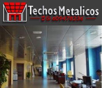 Fabricantes de techos de aluminio en Illora