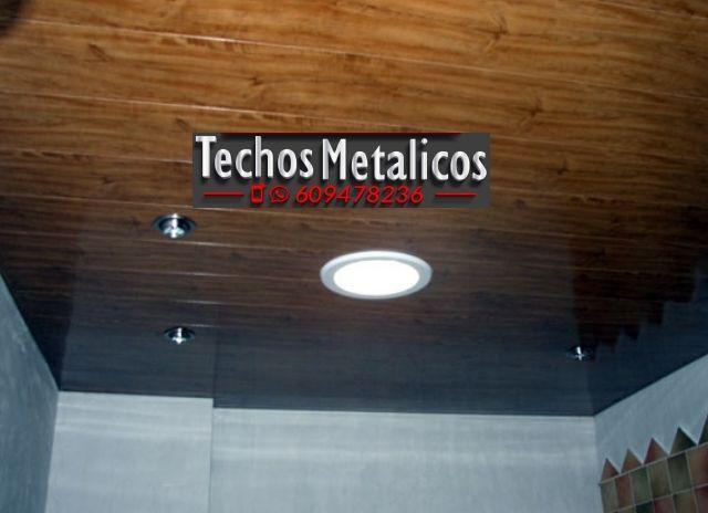 Fabricantes de techos de aluminio en Inca