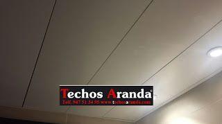 Fabricantes de techos de aluminio en Las Rozas De Madrid