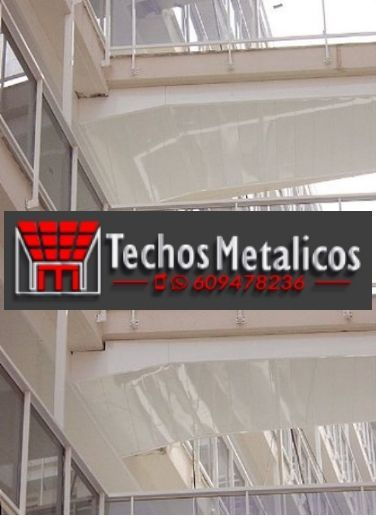 Fabricantes de techos de aluminio en Leioa
