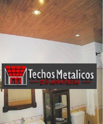 Fabricantes de techos de aluminio en Lepe